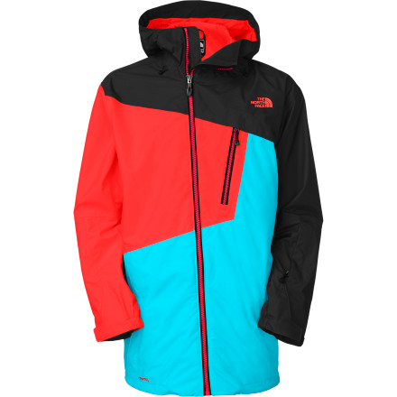 photo: The North Face Gonzo Jacket waterproof jacket