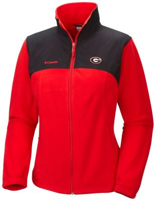 Columbia Fast Tech Overlay Full Zip Fleece