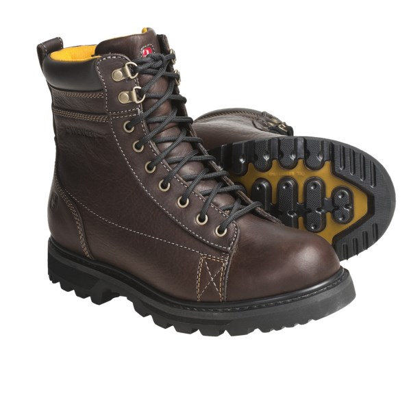 Wenger Grip Work Boots - Leather