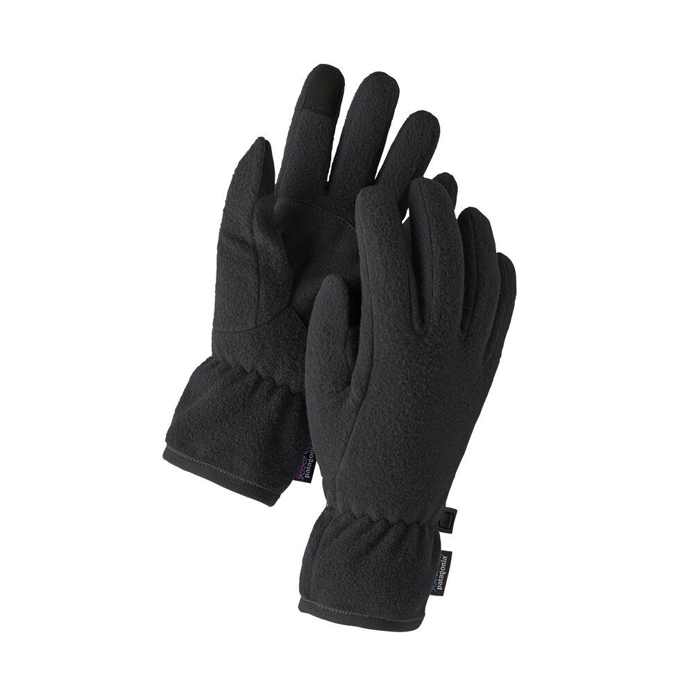 photo: Patagonia Kids' Synchilla Gloves fleece glove/mitten
