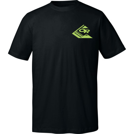 photo: Outdoor Research Hydrologic Tech T-Shirt short sleeve performance top