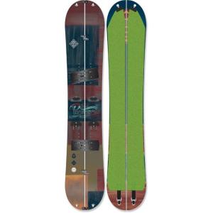 photo: K2 Panoramic Splitboard Kit splitboard