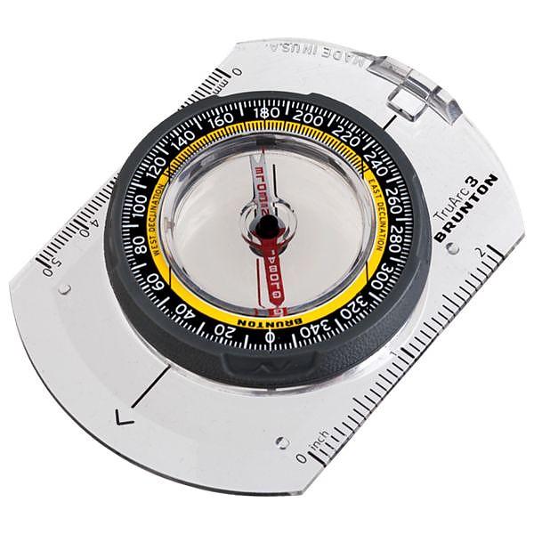 photo: Brunton TruArc 3 handheld compass