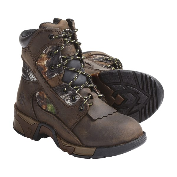 photo of a Georgia Boot hiking boot