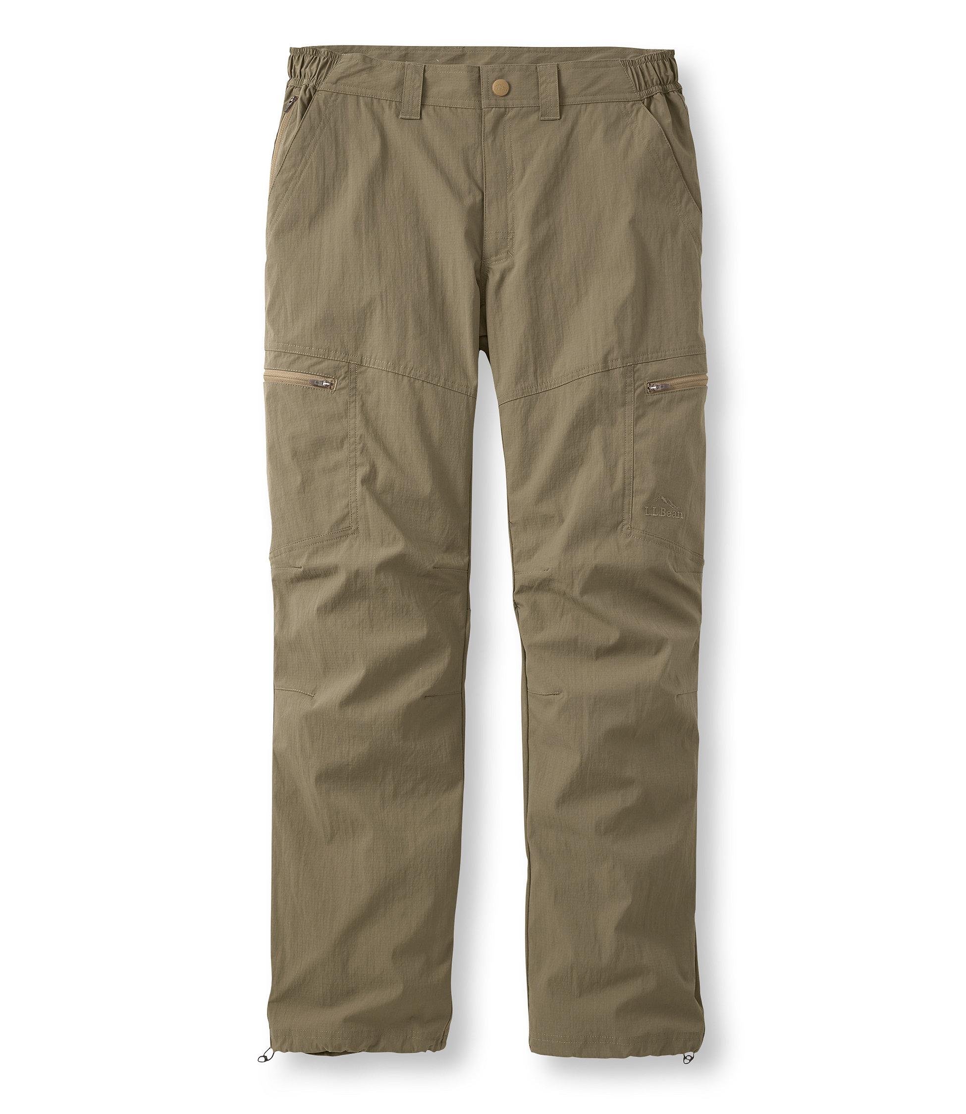 L.L.Bean No Fly Zone Trail Pants