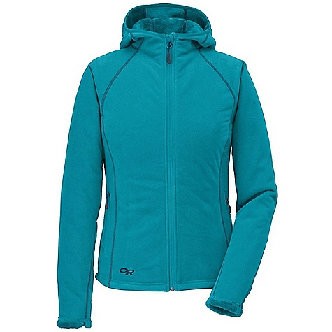 photo: Outdoor Research Habitat Hoody fleece jacket