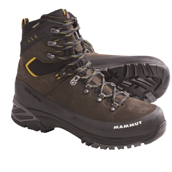 photo: Mammut Women's Appalachian 3S GTX backpacking boot
