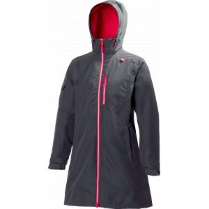 photo: Helly Hansen Long Belfast Jacket waterproof jacket