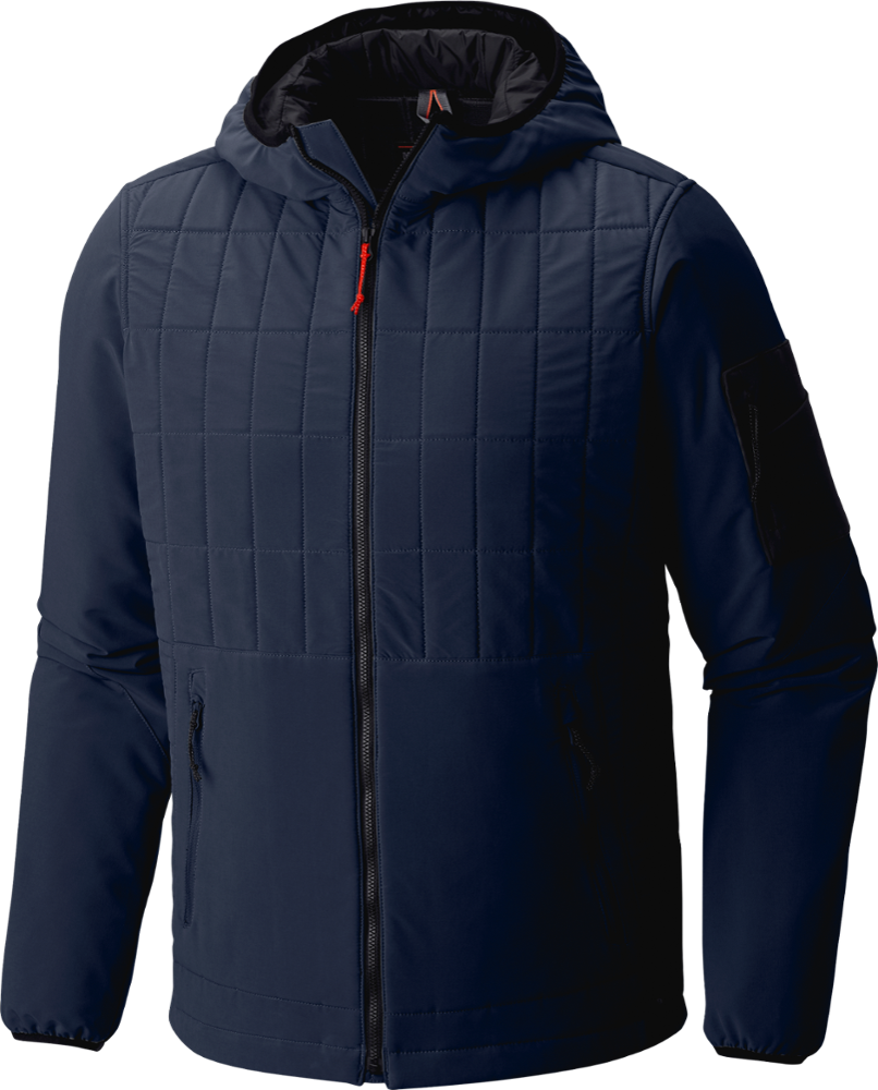 Mountain Hardwear Schematic Hooded Jacket