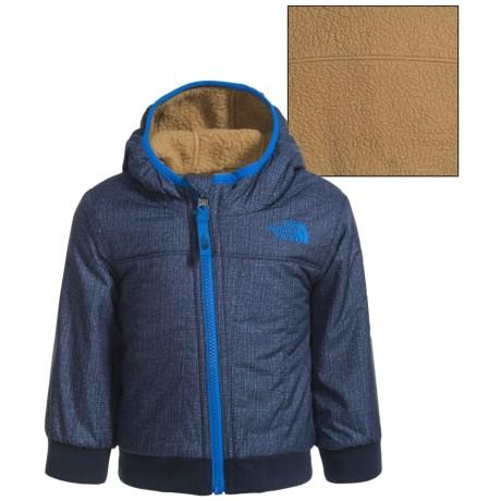 photo: The North Face Kids' Reversible Yukon Hoodie fleece jacket