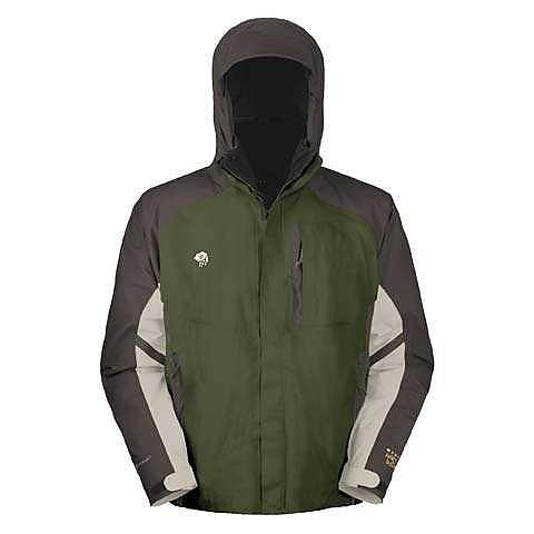 photo: Mountain Hardwear Torque Jacket snowsport jacket