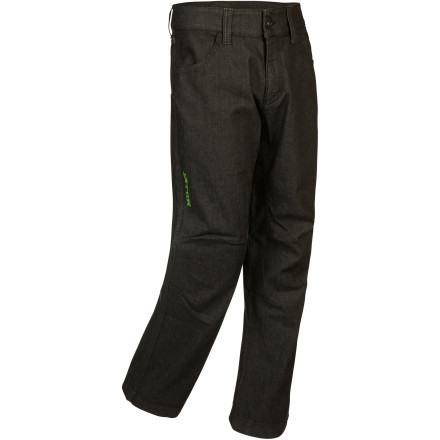 photo: Millet Crag Denim Pant climbing pant