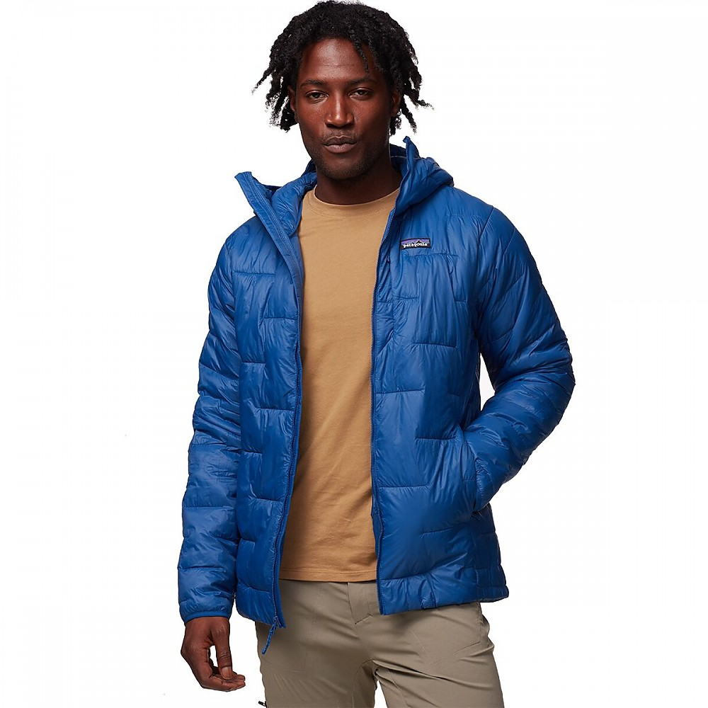 photo: Patagonia Macro Puff Hoody synthetic insulated jacket