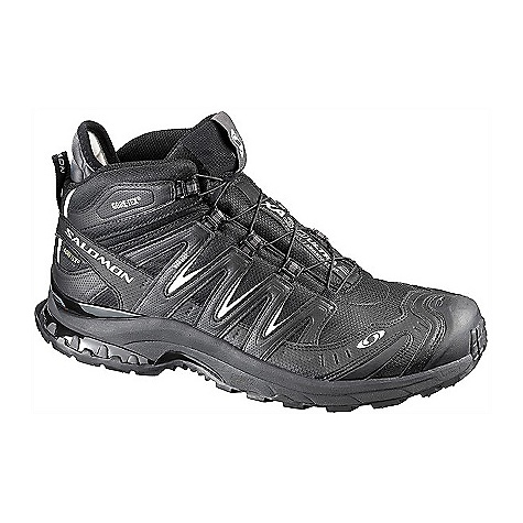 photo: Salomon Men's XA Pro 3D Mid GTX Ultra hiking boot