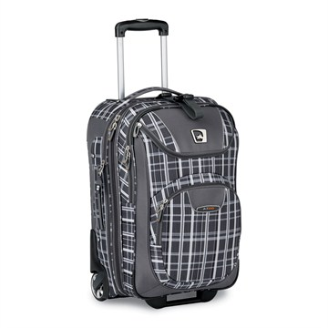 High Sierra Carry-On Wheeled Backpack with Removable Daypack
