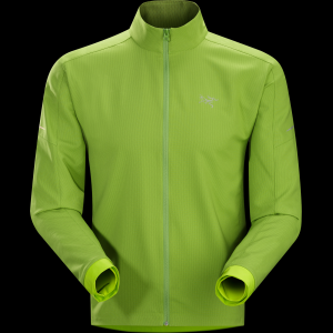 photo: Arc'teryx Men's Accelero Jacket soft shell jacket