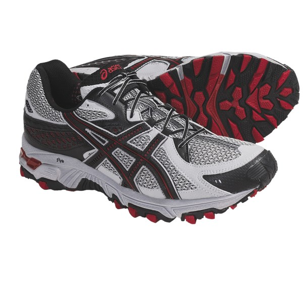 photo: Asics GEL-Trabuco 13 trail running shoe