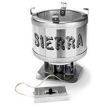 photo of a Sierra wood stove