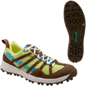 photo: Montrail Women's Highlander trail running shoe