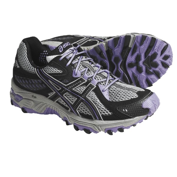 photo: Asics Women's GEL-Trabuco 13 trail running shoe