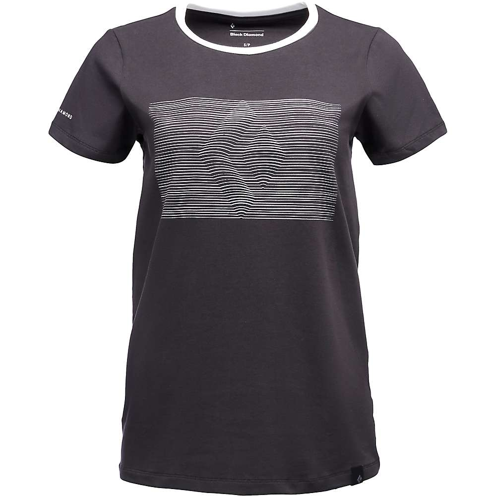 Black Diamond Diamond Contour Tee