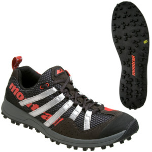 photo: Montrail Men's Highlander trail running shoe