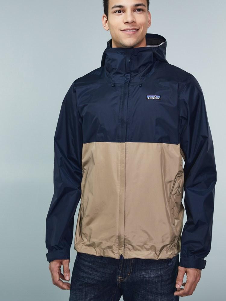 photo: Patagonia Men's Torrentshell Jacket waterproof jacket