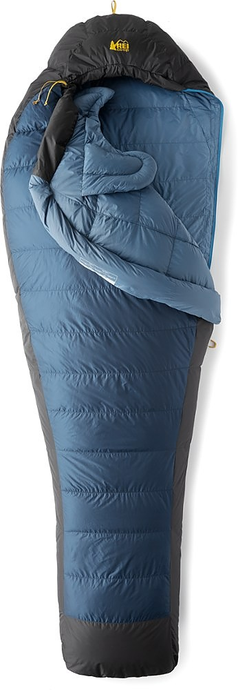 photo: REI Igneo 25 3-season down sleeping bag