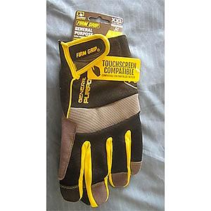 photo:   Firm Grip General Purpose Gloves glove/mitten