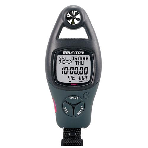 photo: Brunton ADC Pro weather instrument