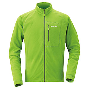 photo: MontBell Chameece Inner Jacket fleece jacket