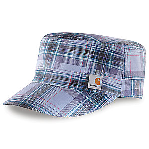 Carhartt Plaid Military Cap