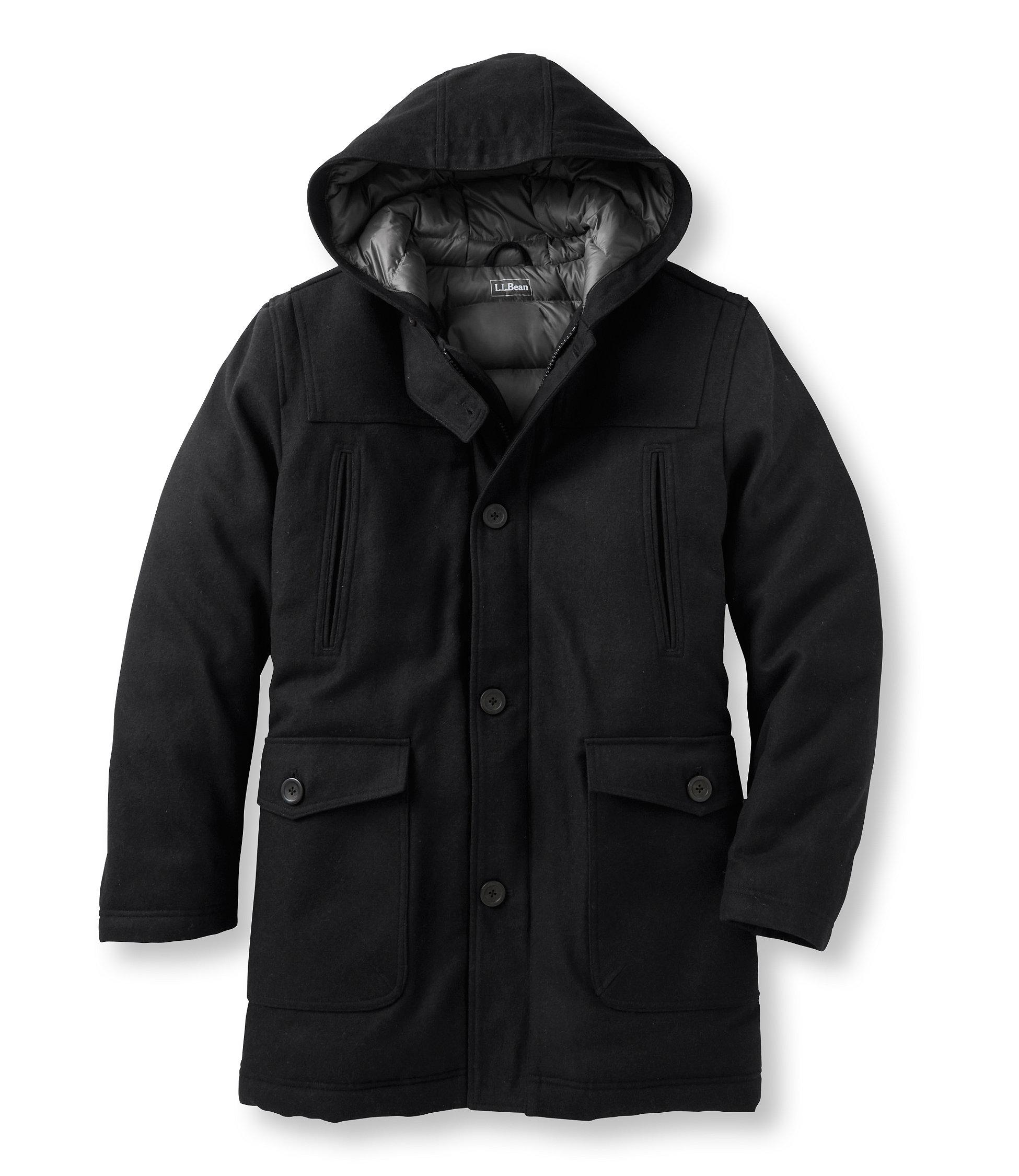 photo: L.L.Bean Allagash Coat down insulated jacket