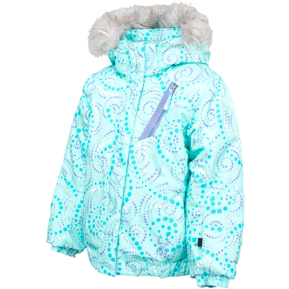 photo: Spyder Bitsy Lola Jacket snowsport jacket