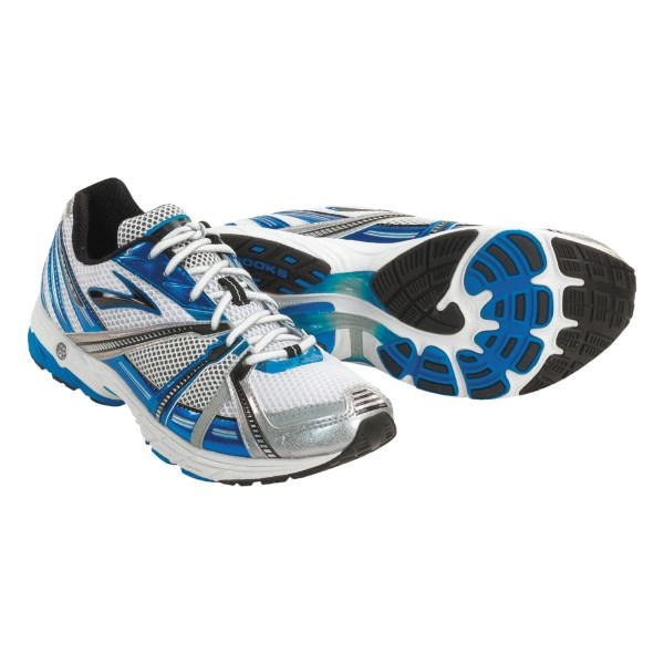 photo: Brooks Ghost trail running shoe