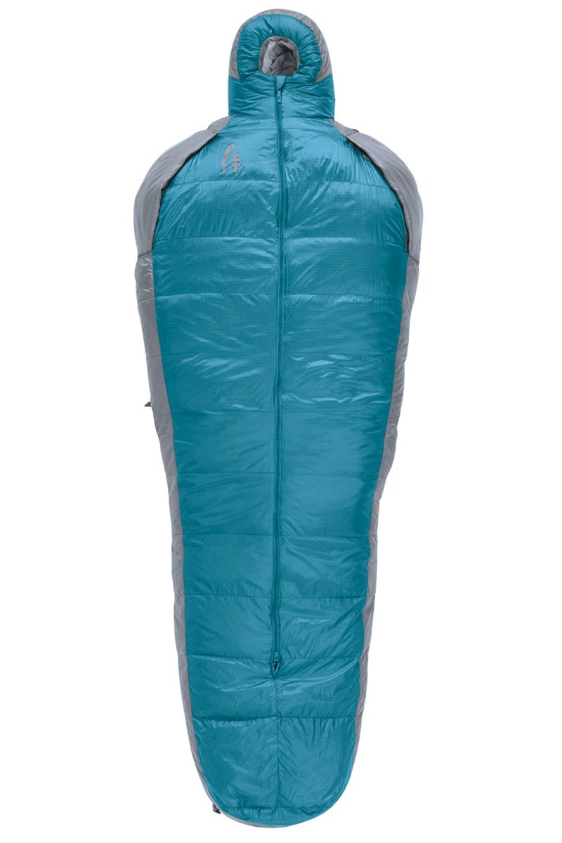 photo: Sierra Designs Women's Mobile Mummy 800 2-Season warm weather down sleeping bag