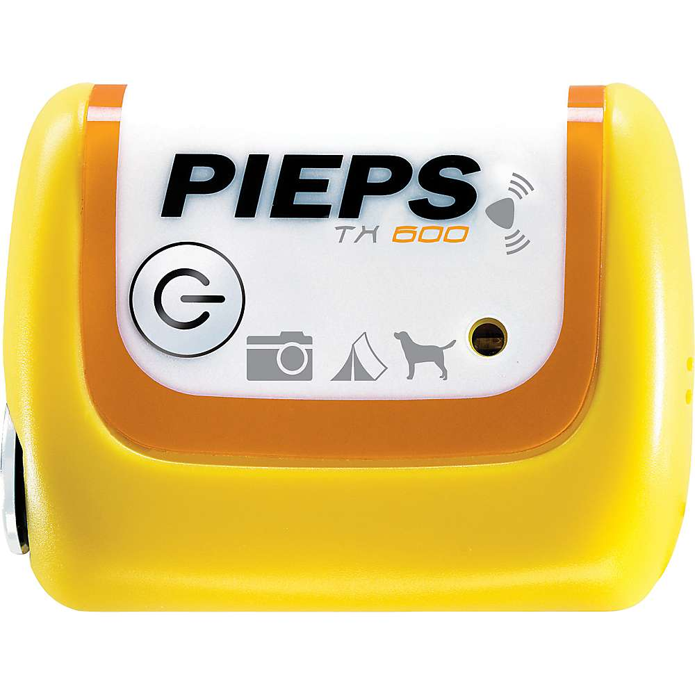photo: Pieps TX 600 Transmitter avalanche beacon