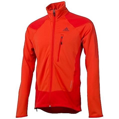 photo: Adidas Terrex Swift Speed Jacket fleece jacket