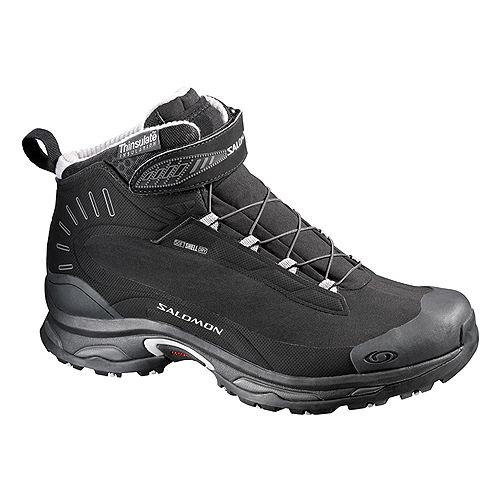 photo: Salomon Deemax 2 Dry winter boot