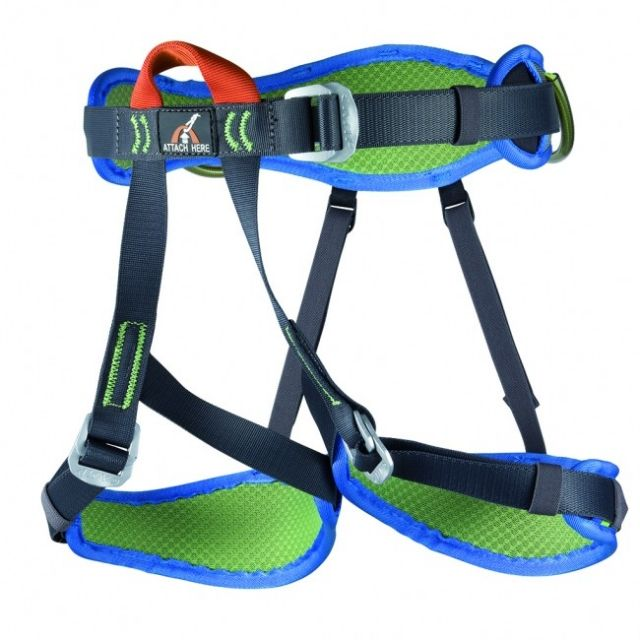 photo: CAMP Topaz sit harness