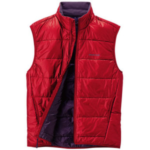 photo: MontBell Men's U.L. Thermawrap Vest synthetic insulated vest