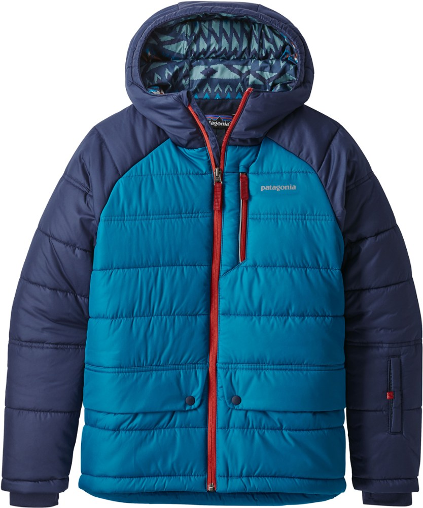 photo: Patagonia Boys' Aspen Grove Insulated Jacket synthetic insulated jacket