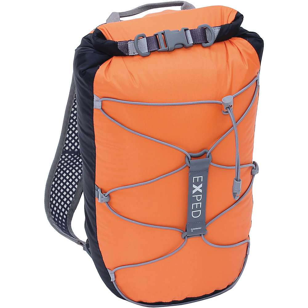 photo: Exped Cloudburst 15 dry pack
