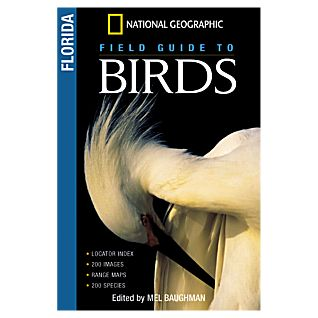 photo: National Geographic Field Guide to Birds: Florida  plant/animal identification guide
