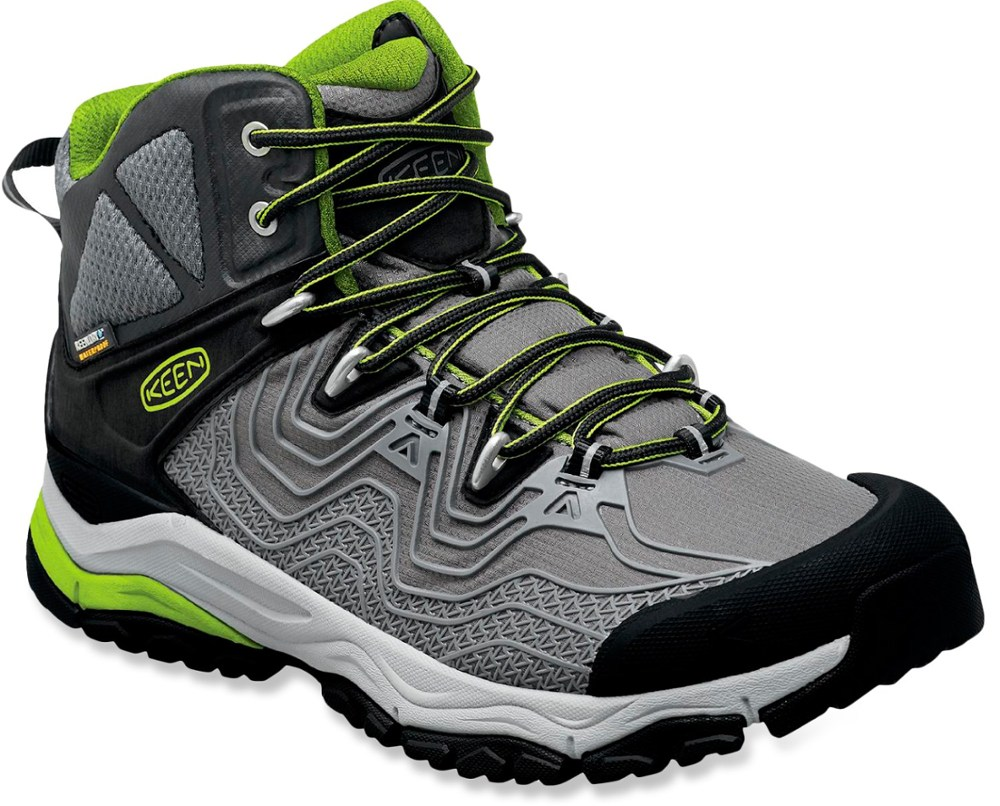 photo: Keen Aphlex Waterproof Mid hiking boot