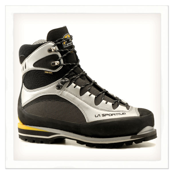 photo: La Sportiva Trango Extreme Evo Light GTX mountaineering boot