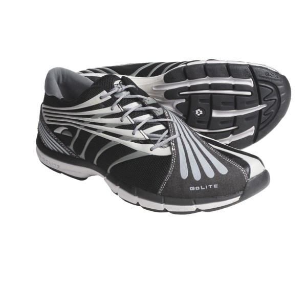 photo: GoLite Footwear Flash Lite trail running shoe