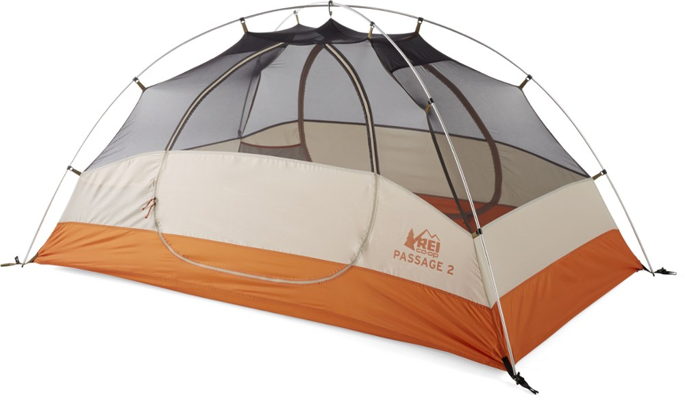 photo: REI Passage 2 Tent three-season tent