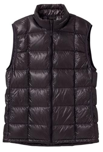photo: MontBell U.L. Down Inner Vest down insulated vest
