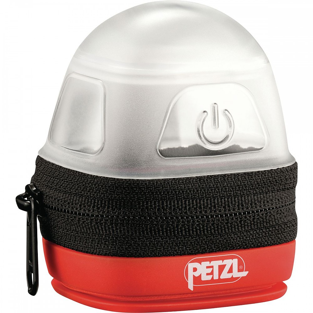 photo: Petzl Noctilight headlamp